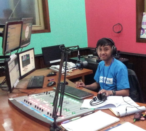 Alan Announcer school